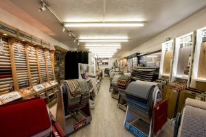Beckenham Carpets showroom display 1 (2)
