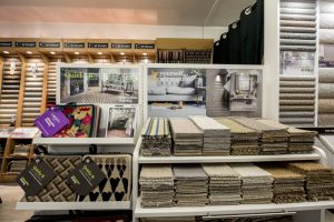 Beckenham Carpets showroom display 1 (3)